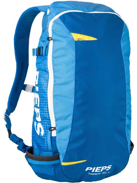 Pieps Track Backpack Women 20l blue